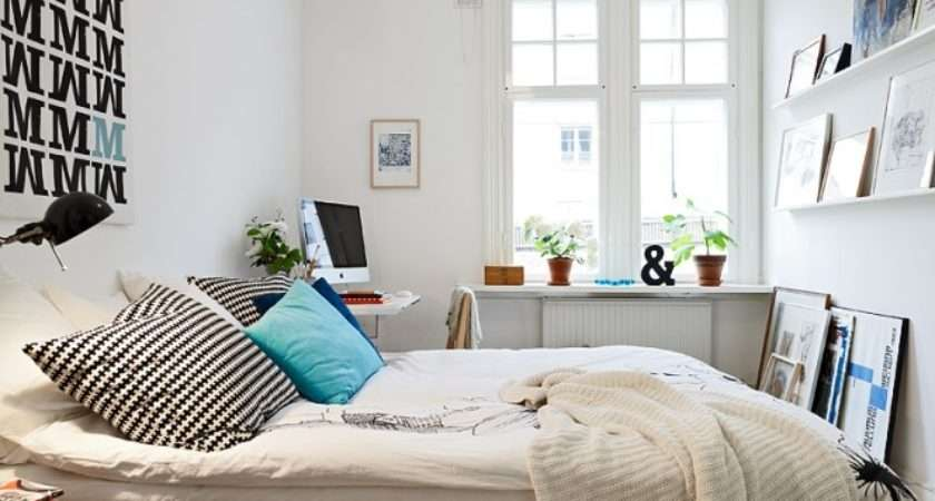 Scandinavian Bedroom Modern Decoration