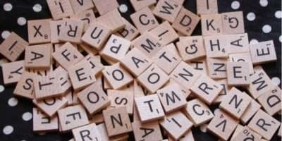 Scrabble Crafts Great Way Combind Two Favorite