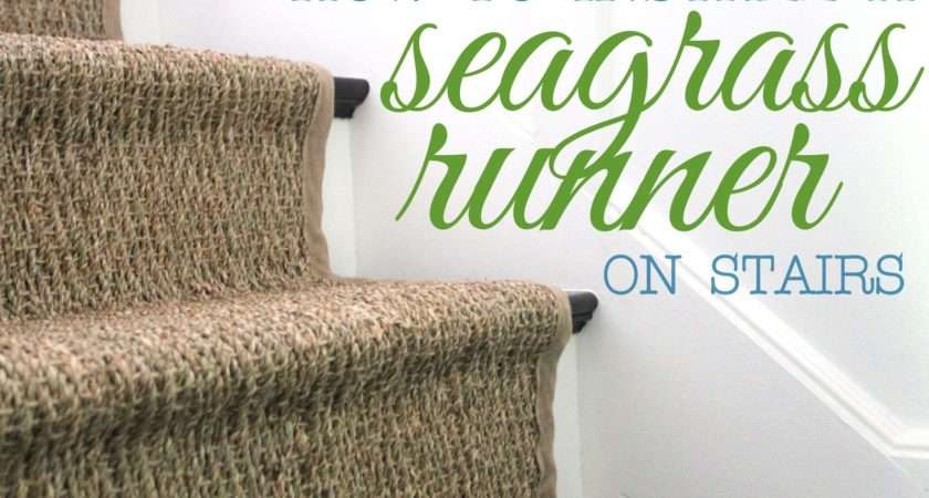 Seagrass Stair Runner Part Vision Moment Saw