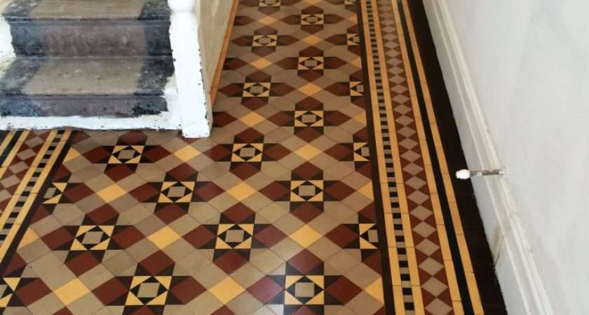 Sealing Victorian Tiles Cleaning Maintenance Advice