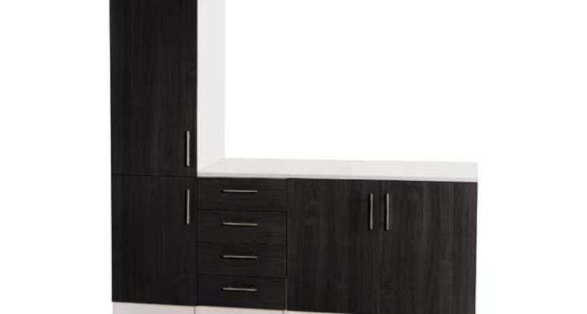 Search Results Athina Piece Fitted Kitchen Unit Package Black