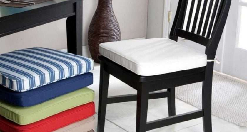 Seat Cushions Kitchen Chairs Table