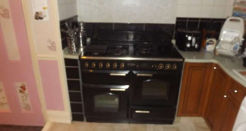 Second Hand Rangemaster Gas Cooker Posot Class
