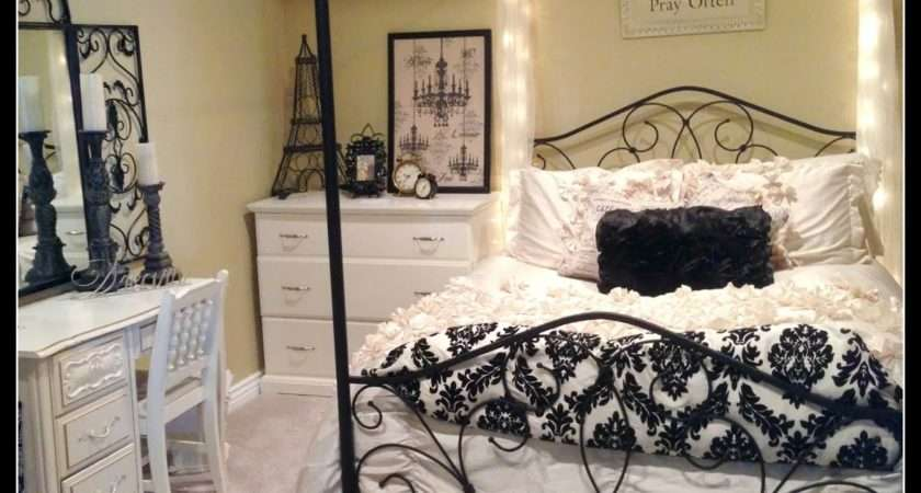 Secret Agent Paris Themed Bedroom Ideas