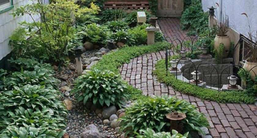 Secret Successful Small Garden Design Desain