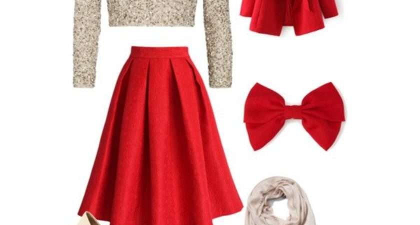 Select Best Christmas Party Outfits