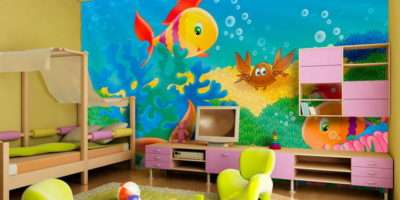 Selecting Children Bedroom Home Decoration Ideas