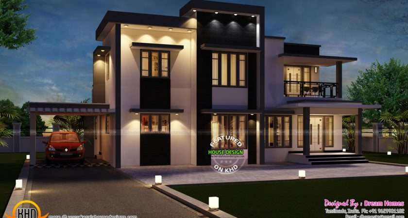 September Kerala Home Design Floor Plans