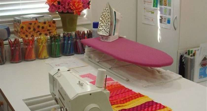 Sewing Room Ideas Inspiring Space Home
