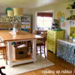 Sewing Room Ideas Seasoned Homemaker