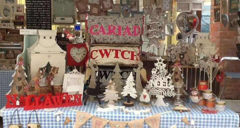 Shabby Chic Christmas Gifts