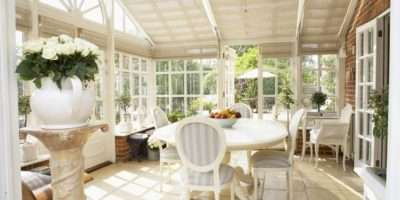 Shabby Chic Decor Decorating Ideas Sun Room
