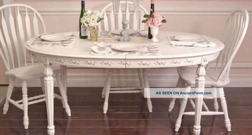 Shabby Chic Dining Room Furniture Best