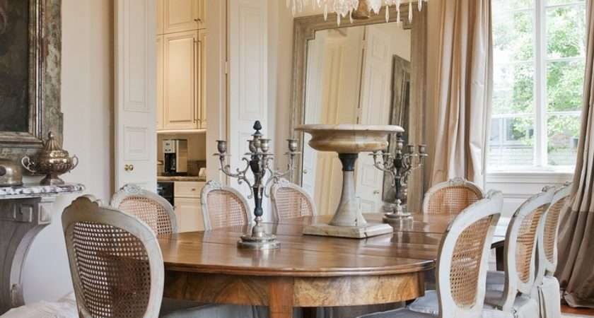 Shabby Chic Dining Room Perfection