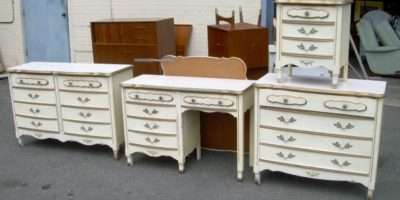 Shabby Chic French Girls Bedroom Sale Antiques Classifieds
