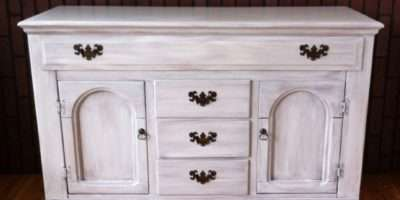 Shabby Chic Furniture Paint Design Decoration
