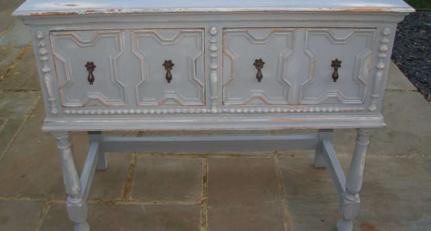 Shabby Chic Furniture Painting Guide