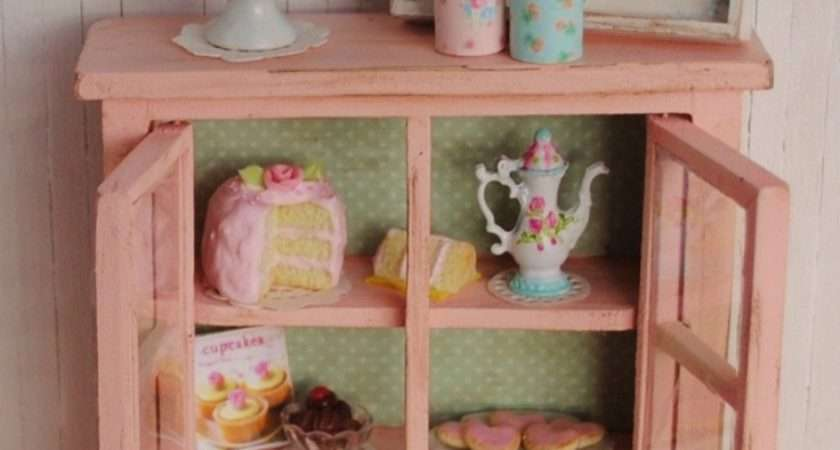 Shabby Chic Kitchen Cabinets Marceladick