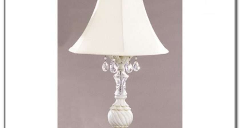 Shabby Chic Table Lamps Best Home
