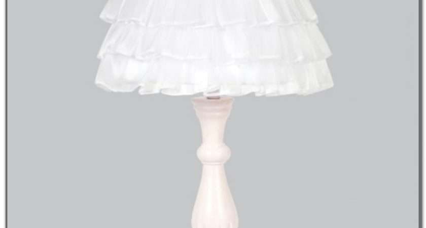 Shabby Chic Table Lamps Home Decorating Ideas