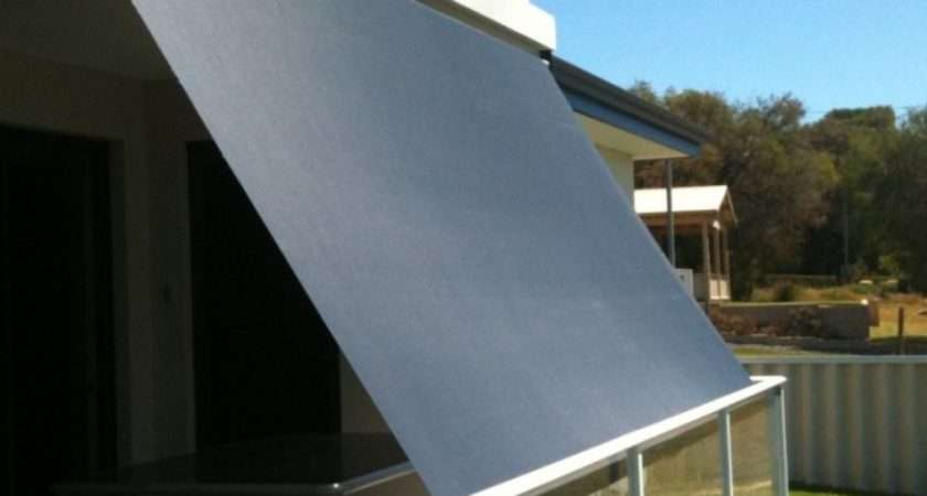 Shades Excellent Outdoor Roll Solar