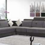 Shape Fabric Sofa Corner