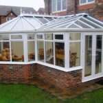 Shaped Conservatory All Year Round Usability