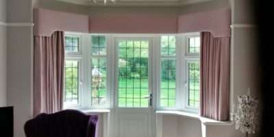 Shaped Window Pelmets