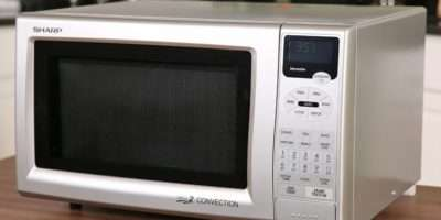Sharp Convection Grill Microwave Oven Review