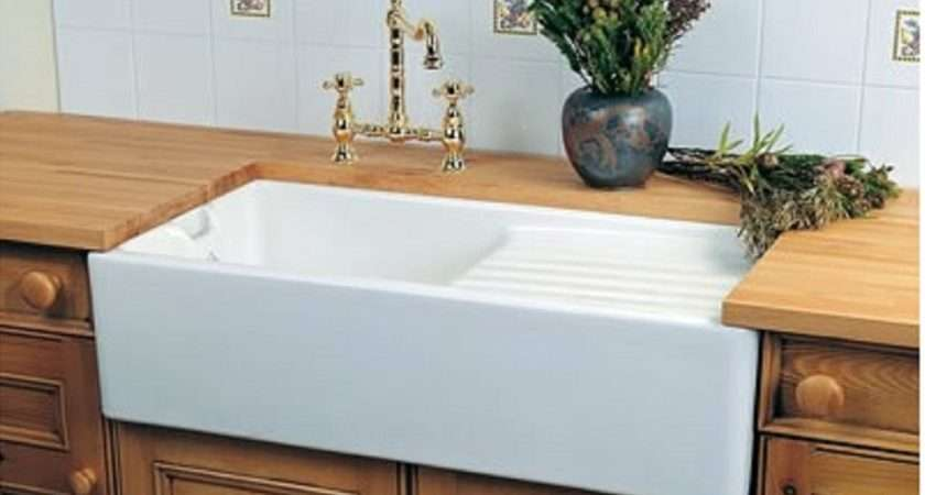 Shaws Longridge Belfast Kitchen Sink