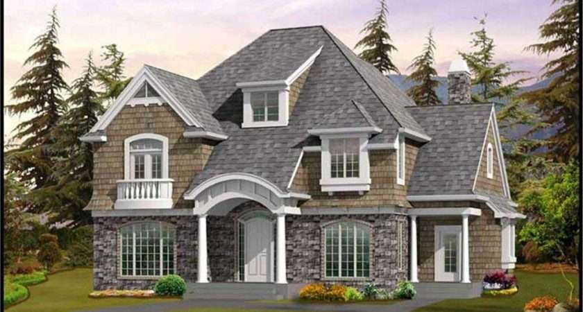 Shingle Style House Plans Home Design New England