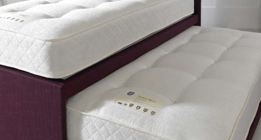 Shire Beds Luxury Single Divan Guest Bed