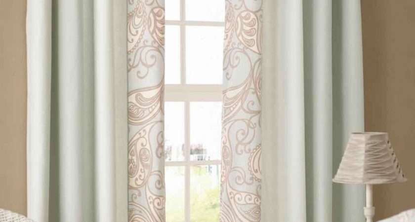 Short Curtains Long Windows Curtain Rods Window