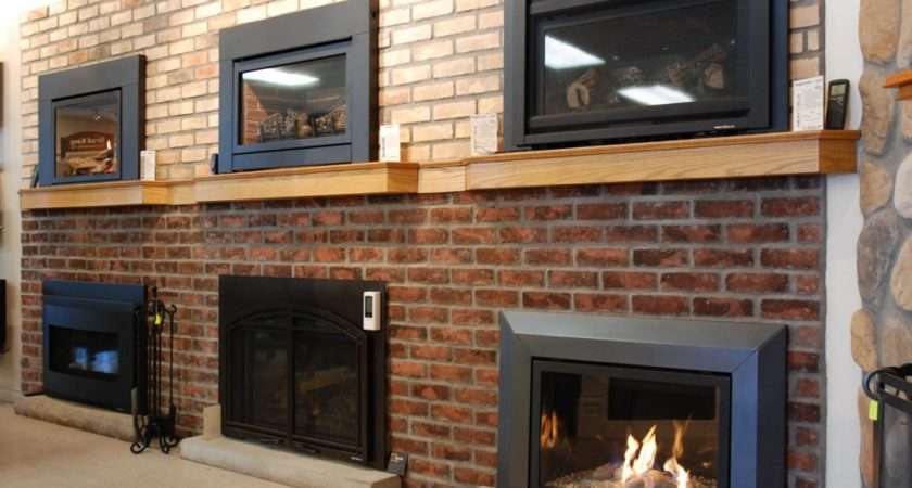 Show Room Display Barbecues Propane Natural Gas Charcoal