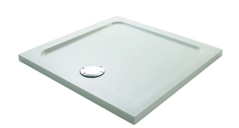 Shower Enclosures Square Trays Mira Flight Low Upstand Tray