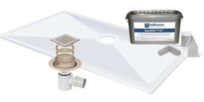 Shower Tray Wet Room Systems Floors Wetroom