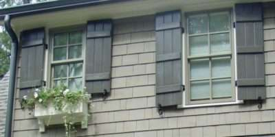 Shutters Your Historic Home Make Sure They Have Desired