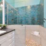 Signature Designs Kitchen Bath House Turquoise
