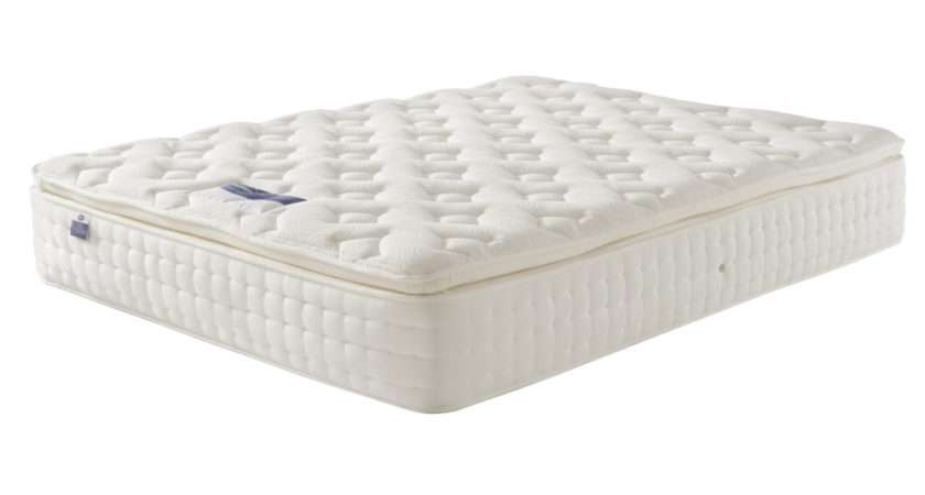 Silentnight Chantilly Pocket Spring Mattress Medium Firm