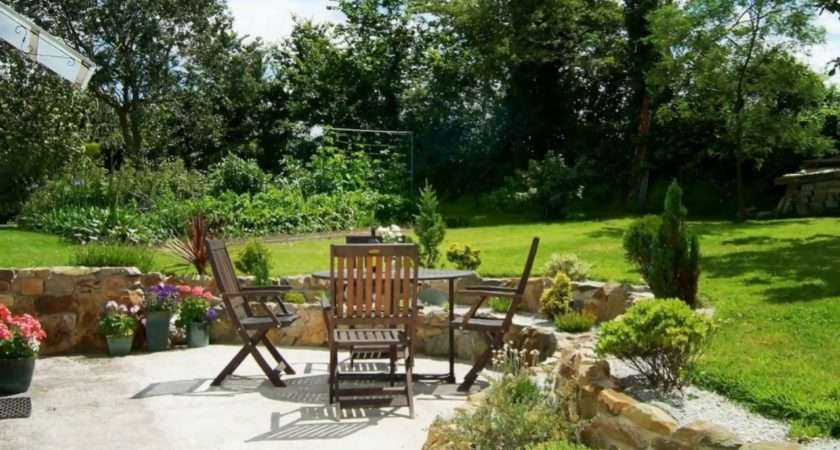 Simple Beautiful Outdoor Garden Seating Areas Youtube