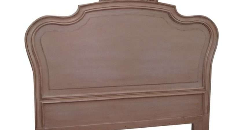 Simple French Rococo Queen Headboard Chairish