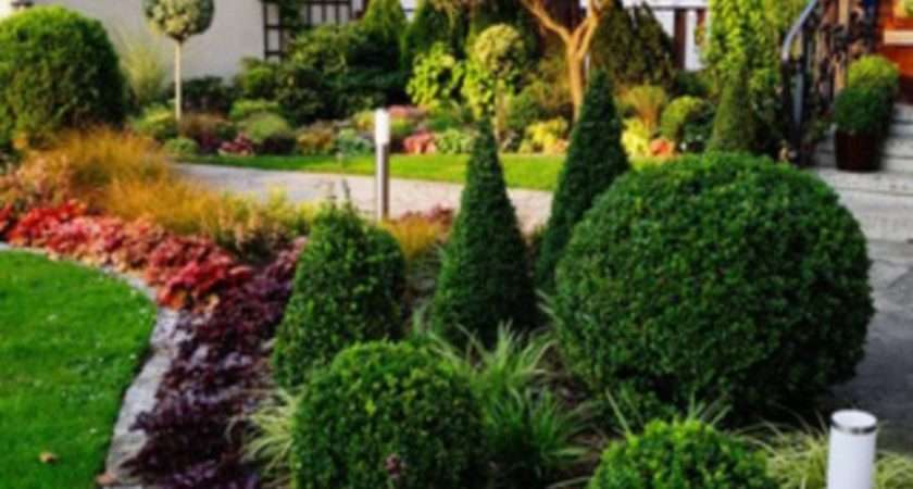 Simple Front Yard Landscaping Design Ideas Budget