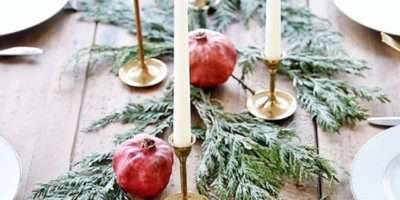 Simple Holiday Decor Musings Momentum