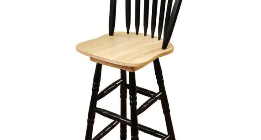 Simple Living Arrowback Swivel Bar Stool Shipping