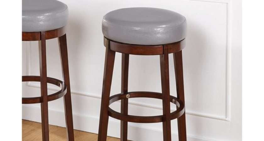Simple Living Inch Avenue Swivel Bar Stool