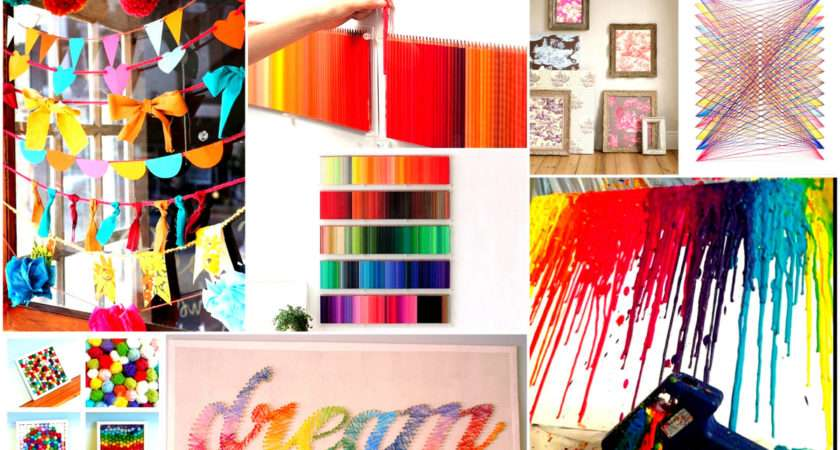 Simple Spectacular Diy Wall Art Projects Beautify
