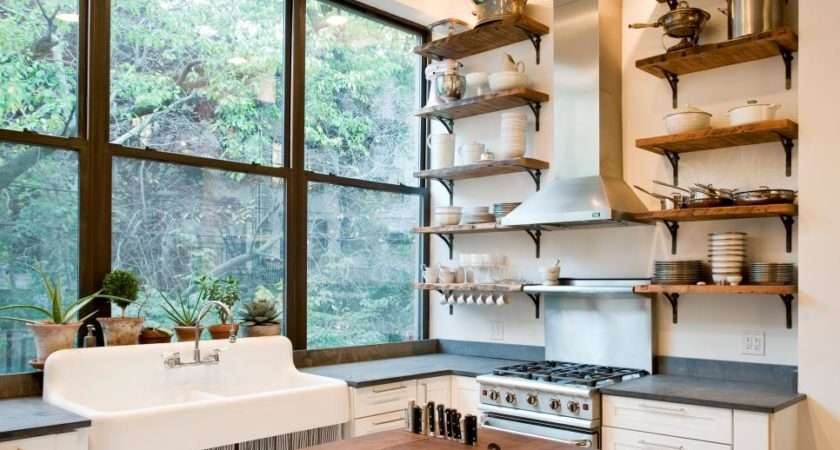 Simple Wall Shelf Ideas Solve Storing Problems