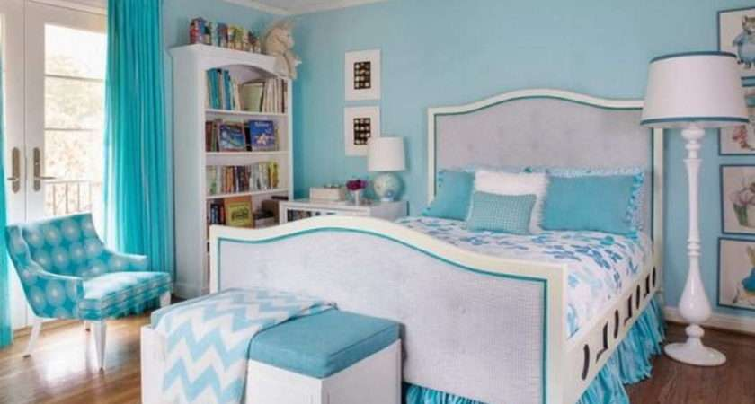 Simple Youth Bedroom Guest Room Home Interior World