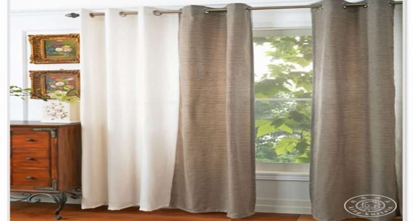 Simply Living Room Curtains