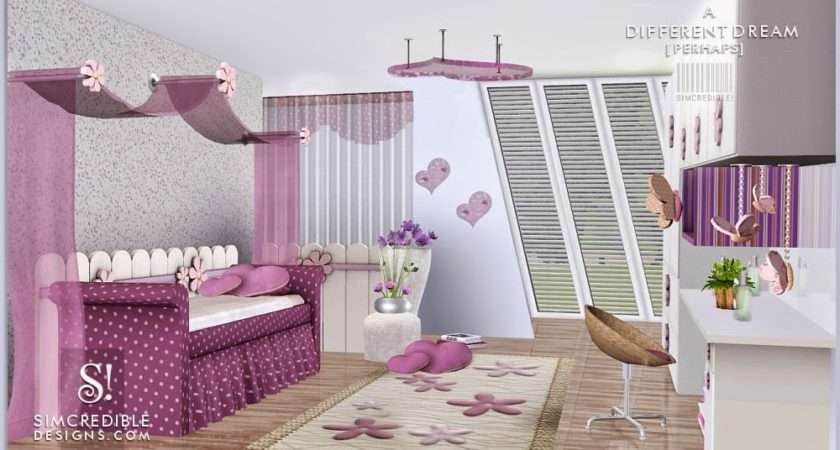 Sims Girls Bedroom Android Iphone Ipad